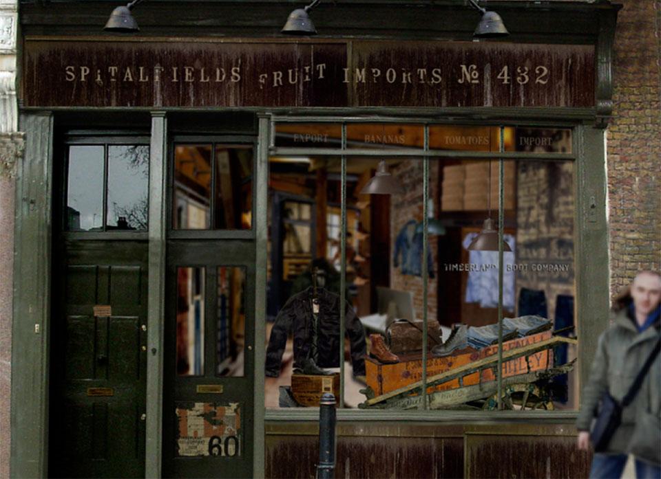 timberland company store